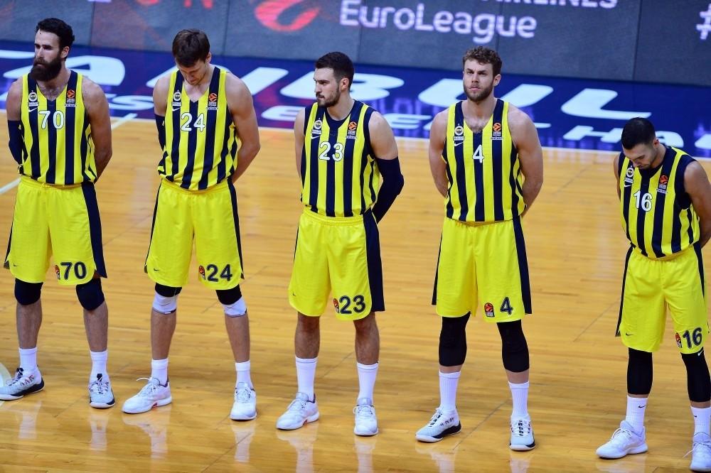 Fenerbahu00e7e will face Greece's Olympiakos today.