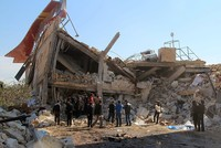 Airstrikes on Syrian hospitals affect thousands of people, UN warns