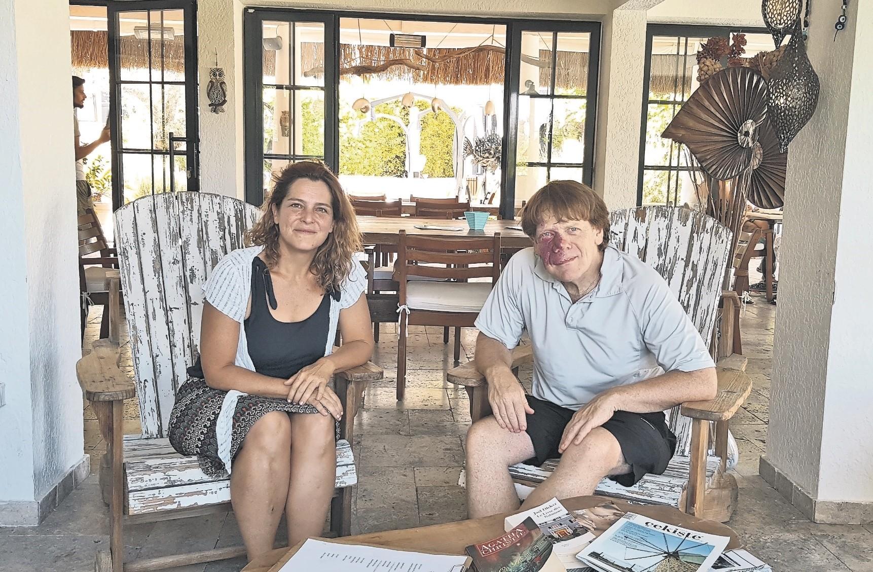 Daily Sabahu2019s Leyla Yvonne Ergil interviews saxophonist Ed Pithey.