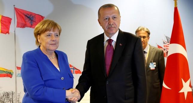 برلين ترفع العقوبات الاقتصادية الرمزية وتحذير السفر عن تركيا