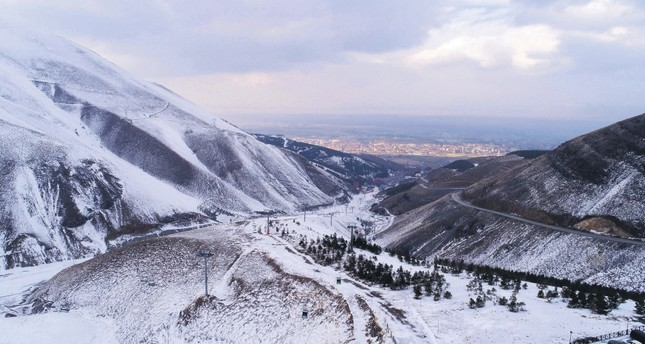 Erzurum's Palandöken: Ski Center offers long, steep slopes