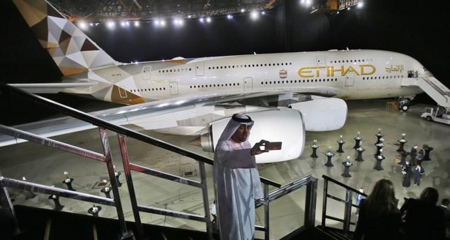 الاتحاد للطيران الإماراتية تتكبد خسائر للعام الرابع على التوالي