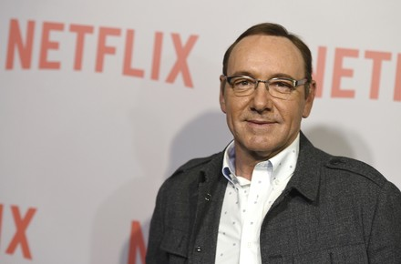 This April 27, 2015 file photo shows Kevin Spacey. (AP Photo)