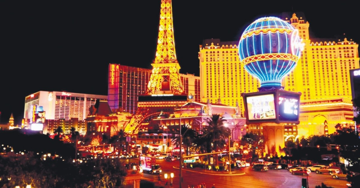 Las Vegas, the U.S., is one of the cities with the largest carbon footprint.