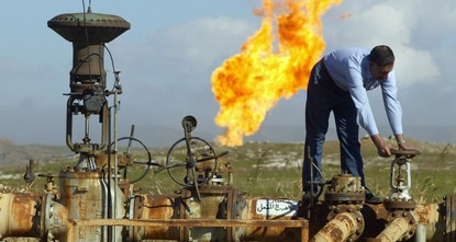 pIraq aims to double the output of oilfields in the northern province of Kirkuk retaken from the Kurdistan Regional Government (KRG) to one million barrels per day (bpd), Oil Minister Jabbar...
