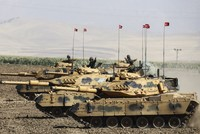 Turkey raises level of military drill on Iraqi border ahead of KRG referendum