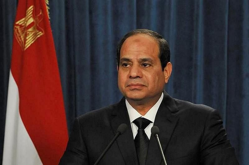Egyptian President Abdel-Fattah el-Sissi (Sabah File Photo)