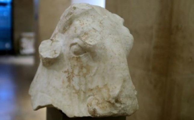 Lebanon museum unveils artifacts looted during civil war