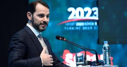 وزير الخزانة التركي: سنجني ثمار كبح مستويات التضخم اعتباراً من الشهر الجاري