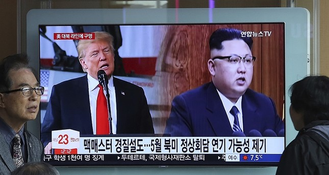 NKorea 'taking stock,' talking to US through 'channel'