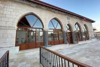 أوقاف هاطاي تنهي أعمال ترميم مسجد وضريح في عفرين السورية