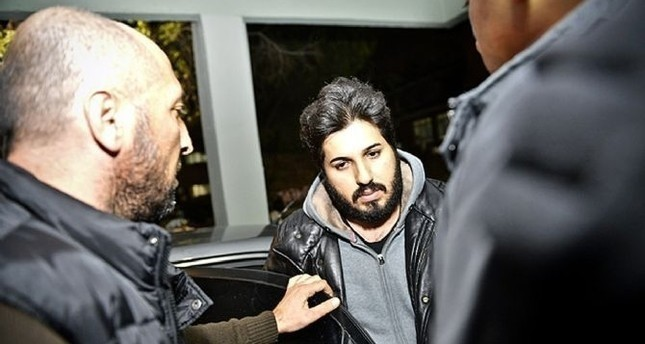 Turkish-Iranian gold trader Reza Zarrab. (FILE Photo)