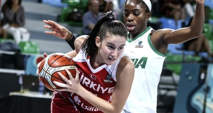 Turkish women basketball team to face Australia in FIBA World Cup