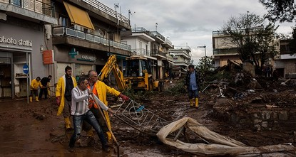 pThe death toll from days of heavy rains that have wreaked havoc in the Greek capital has risen to 19 after the discovery of three bodies, authorities said Saturday./p  pTwo bodies that had been...