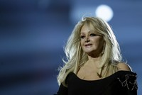It's a pop culture moment for the ages: crooner Bonnie Tyler will sing her mega-hit