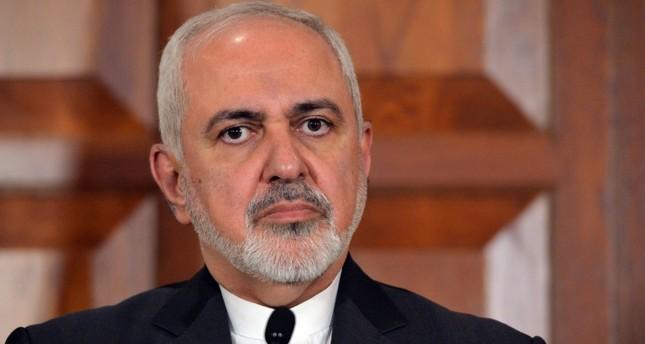 وزير الخارجية الإيراني محمد جواد ظريف أرشيف
