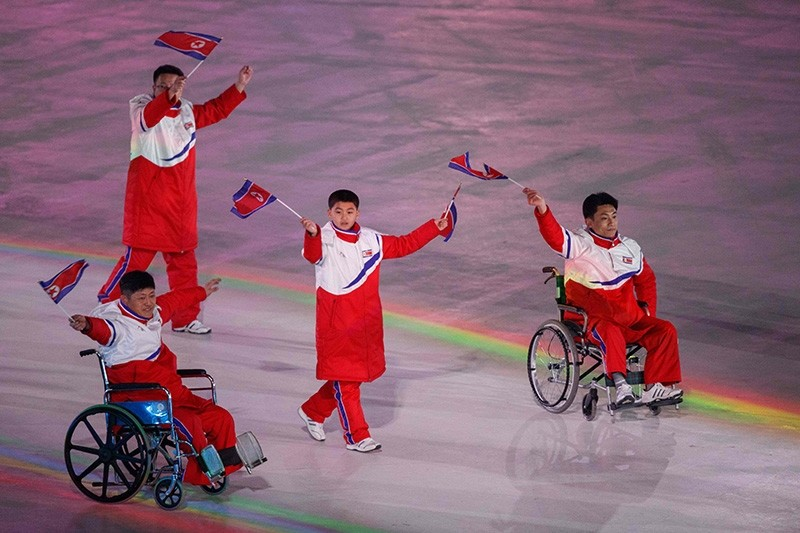 2018 Paralympics kick off in Pyeongchang