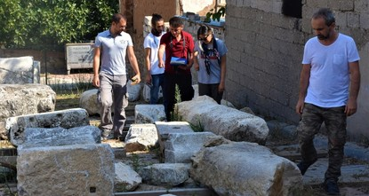 العثور على مئات النقوش الأثرية العائدة لألفي عام في ولاية بيلاجيك التركية