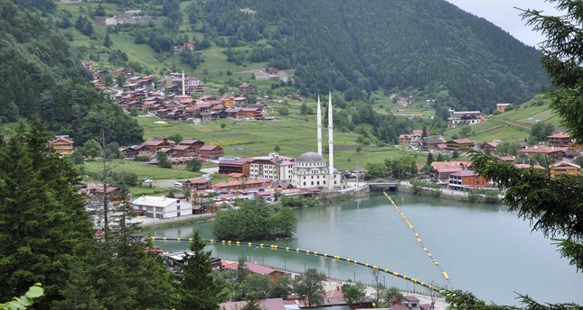 Trabzon was visited by 361,799 domestic and foreign tourists in the first five months of 2017. Although the season has just opened recently, the occupancy rates at hotel are close to 100 percent.