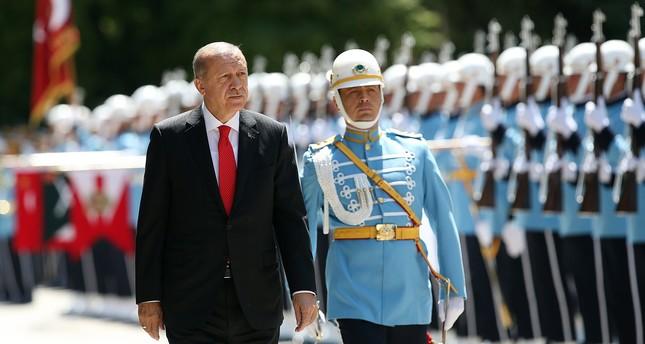تعرف على تفاصيل وفقرات حفل تنصيب أردوغان المهيب في أنقرة اليوم