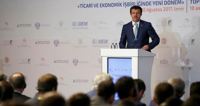 وزير الاقتصاد التركي: نحقق معدلات نمو اقتصادي ممتازة رغم جميع الاضطرابات