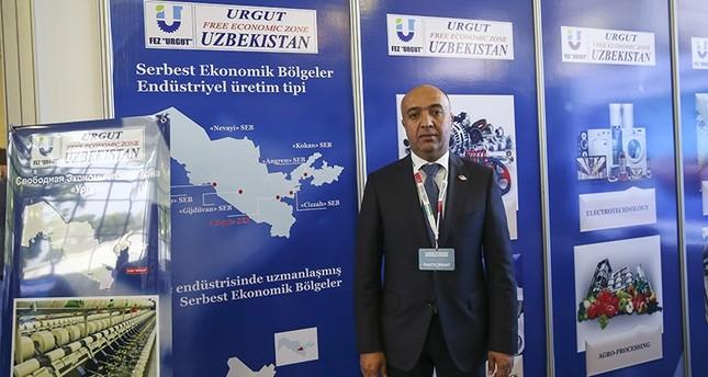 المنطقة الاقتصادية الحرة في أوزبكستان تجذب المستثمرين الأتراك