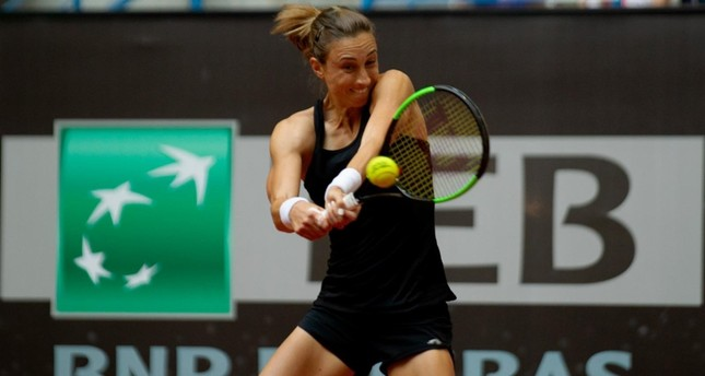 Croatia's Martic clinches first WTA title in Istanbul