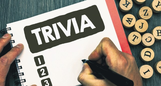 Turkey's expat community Yabangee is hosting the 26th edition of Trivia Night series tonight in Beşiktaş, Istanbul.
