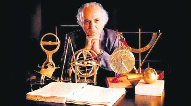 Fuat Sezgin researched the scientific works of Muslims and spent his whole life writing about the history of science in the Islamic world.
