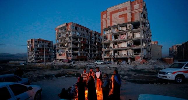 زلزال بقوة 5.6 شمال غرب إيران يخلف 5 قتلى و120 جريحاً