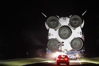 Saturn V finds new home in Mississippi