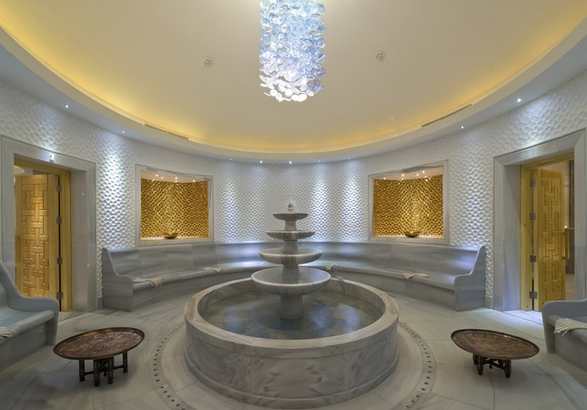 Turkish baths, a source of healing