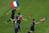 WM in Russland: Frankreich wird Weltmeister