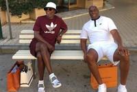 Actor Samuel L. Jackson, ex-NBA star Magic Johnson mistaken for migrants in Italy