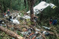 Boy survives small plane crash that killed 8 in Indonesia