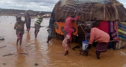 36 people killed in landslides as rain lashes northwest Kenya
