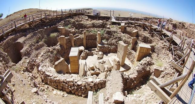 موقع كوبيكلي تبه الأثري بتركيا.. واحد من 30 مكاناً يجب رؤيته قبل الموت
