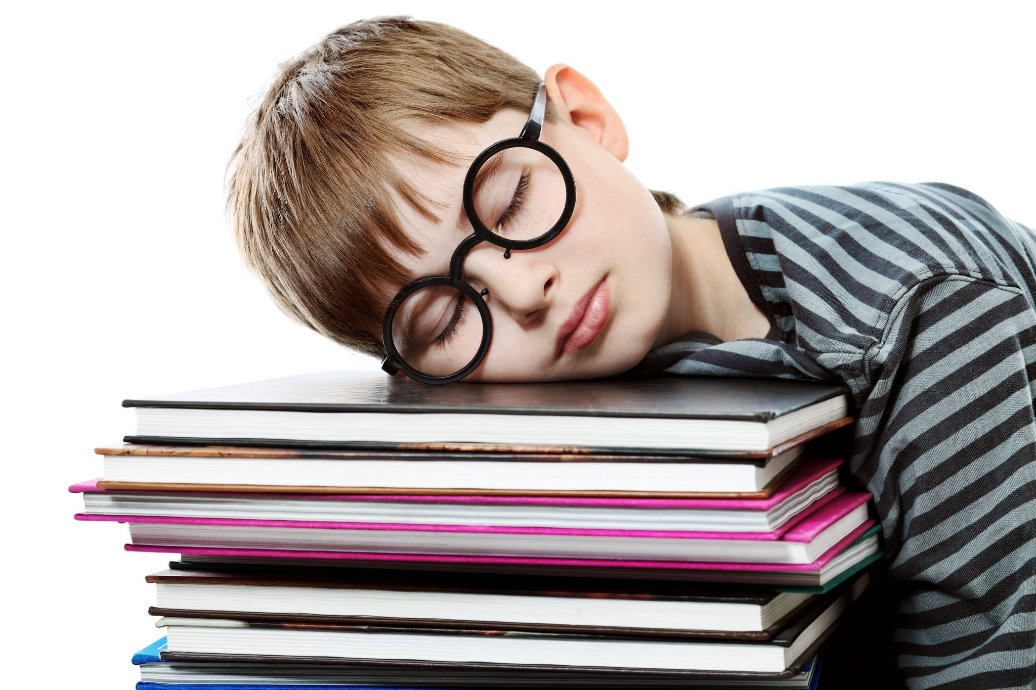 Want to learn something? Sleep on it, but not too deeply. (FILE Photo)