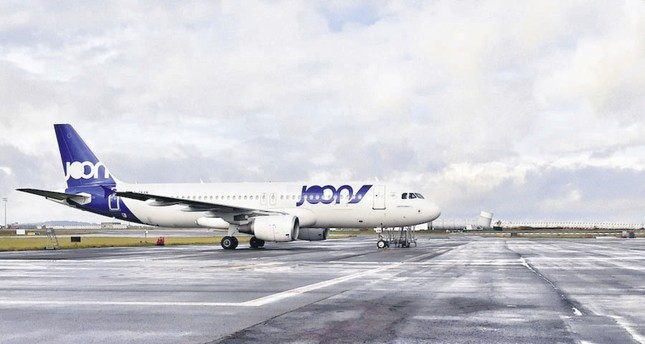 Air France's Joon to launch Istanbul-Paris flights in March
