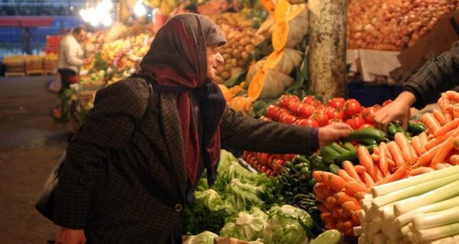 انخفاض معدل التضخم السنوي في تركيا في شهر أبريل