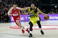 Turkish Airlines Euroleague's reigning champion Fenerbahçe Doğuş breathed a big sigh of relief after gaining its first victory of the season with a thrilling 86-92-overtime triumph over AX Armani...