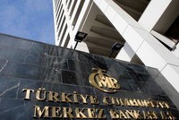 TL gains as Central Bank hikes rates by 6.25 points