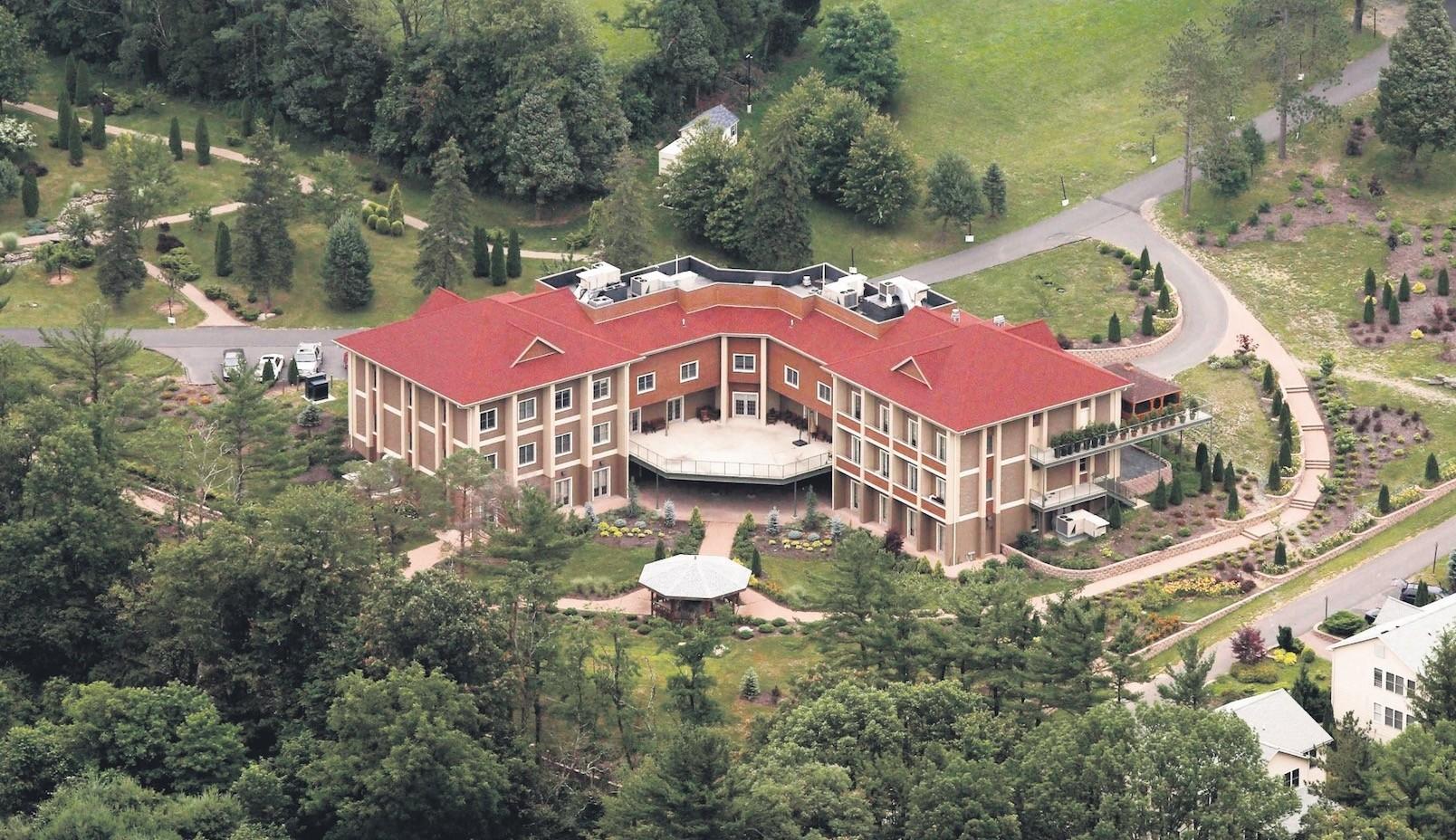 FETu00d6 cult leader Fetullah Gu00fclen's mansion in rural Saylorsburg, Pennsylvania, U.S.