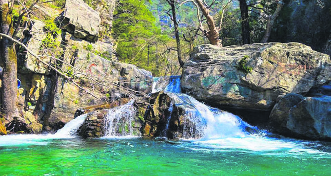 Once home to the Greek gods, Mount Ida offers nature at its best