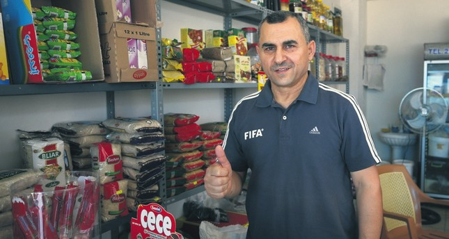 Syrian referee watches World Cup with a heavy heart