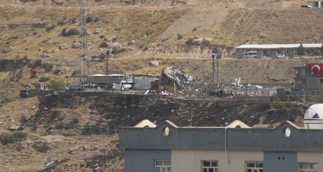 استخدام قرابة 10 طن من المتفجرات في تفجير قضاء جيزرة التركية