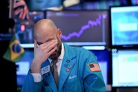 Wall Street under stress as coronavirus scares investors
