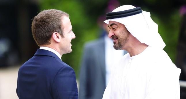 ولي عهد أبوظبي يلغي زيارة مقرّرة إلى فرنسا الثلاثاء بسبب أمر استجد عليه