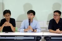 Hongkong: Protestanführer schreibt Brief an Merkel