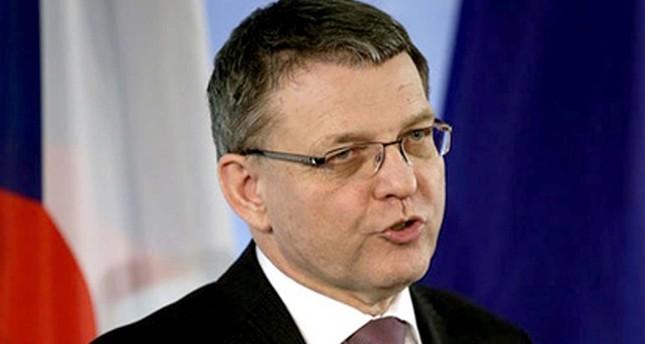 وزير الخارجية التشيكي لوبومير زاوراليك